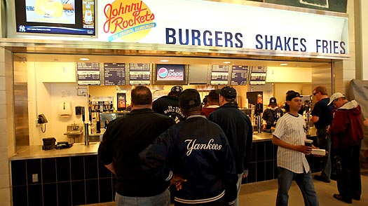 How to Beat the Yankees with Your Stomach