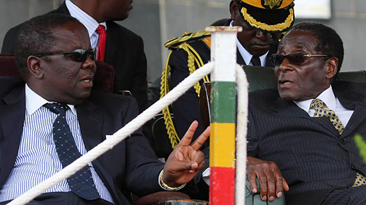 Zimbabwe in Transition: A 100-Day Report Card