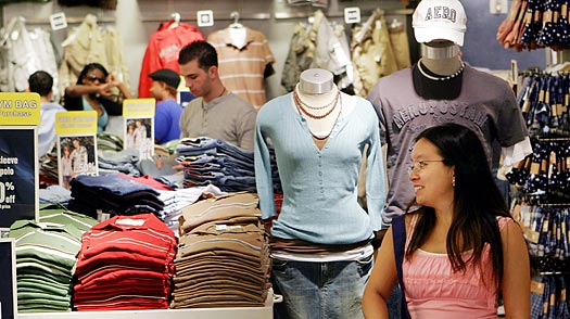 How to Reach Teens in a Recession? Ask Aeropostale
