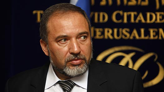 Israeli Leader Avigdor Lieberman Criticizes U.S. on Iran
