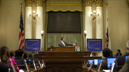 How Californias Fiscal Woes Began: A Crisis 30 Years in the Making