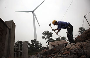 Asia Challenges the U.S. for Green Tech Supremacy