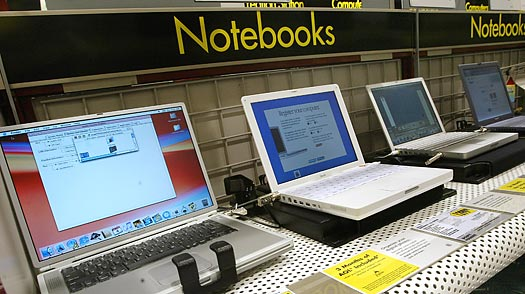 Computer Sales: An Uptick for Netbooks and iPhones, But Not the Big Stuff