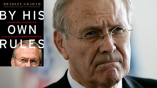Donald Rumsfeld in Repose