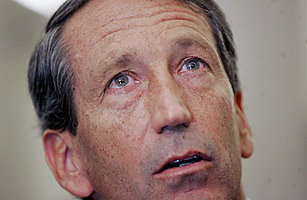 Straying Governor Mark Sanford