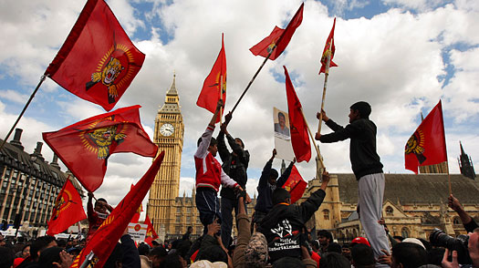Around the World, Young Tamil Voices Not Quieted By Wars End