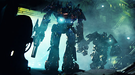 Transformers: Revenge of the Fallen Review