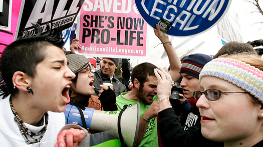 Could Abortion Coverage Sink Health-Care Reform?