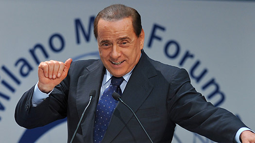 No Saint? Berlusconis New Ploy to Win Over Italys Catholics, and the Vatican