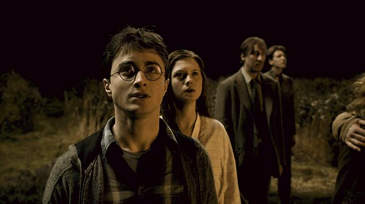 Harry Potter and the Half-Blood Prince: Darker, Richer and All Grown Up