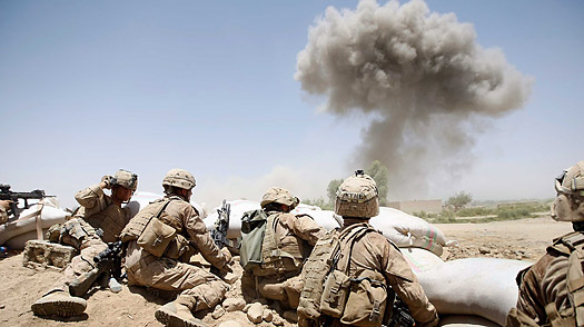 Why Obamas Afghan War is Different