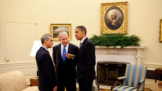 Despite Jewish Concerns, Obama Keeps Up Pressure on Israel