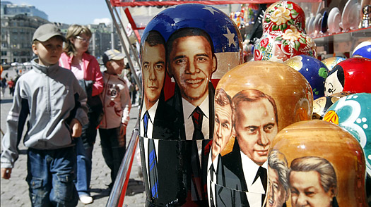 Obama, Russia and the Question of Color