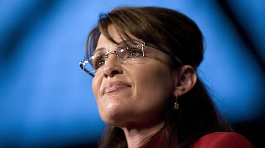 Palin Bow-Out: Boon to Her Book Sales?