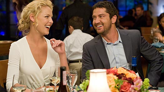 Movie Review: In The Ugly Truth, Katherine Heigl Gets Mocked Up