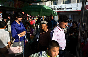 Why the Uighurs Arent Part of Chinas Boom