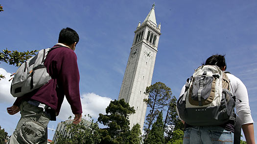 Californias Crisis Hits Its Prized Universities