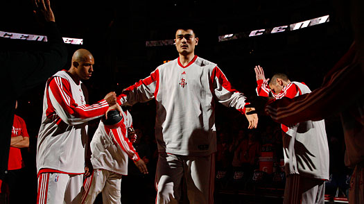 China Dubious That Yao Ming Could Be Out of the Game