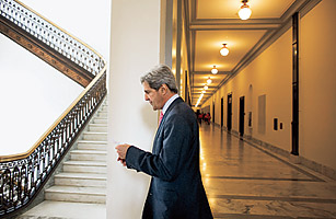 John Kerry: Back in the Hunt