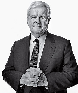 Why Newt Gingrich Converted to Catholicism