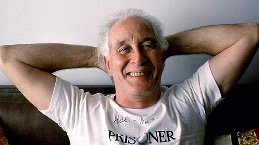 Ronnie Biggs Great Train Robber Freed from Jail
