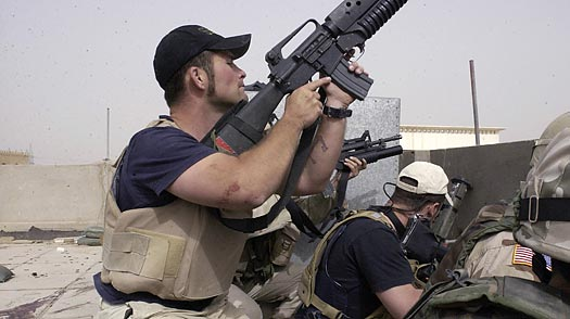 Blackwater Hit Squads: What Was the CIA Thinking?