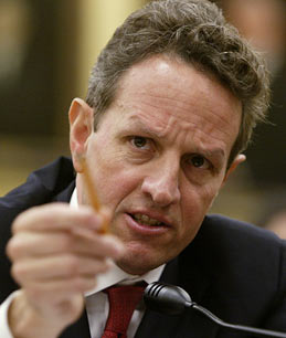 Geithner vs. the Regulators: A Time for Swearing