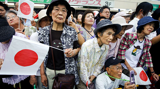 Japan Gets Ready for Big Elections — And Big Change