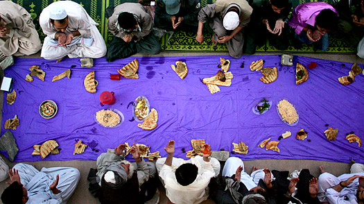 Why Do Muslims Fast During Ramadan?