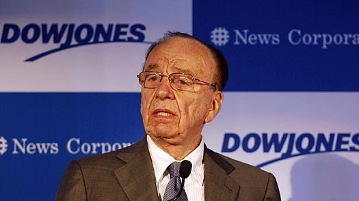 Will Rupert Murdoch Lead Way for Paid Online Content?