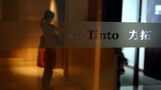 China vs. Rio Tinto Execs: Why Confrontation Isnt Over