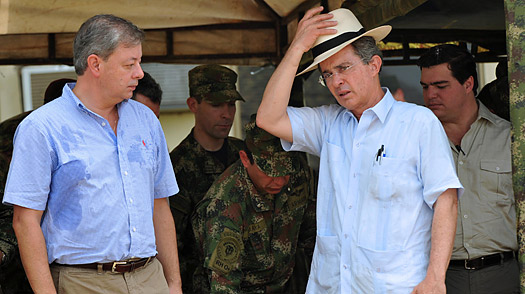 U.S. Military Base Plan Puts Colombia in Hot Water