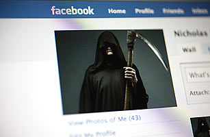 Facebook photoillustration by Time staff and property of Time.com