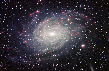 Milky Way's Twin Galaxy Stars in a New Picture - TIME