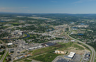 Top 10 Most Polluted American Cities - Fairbanks, Alaska