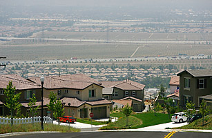 Top 10 Most Polluted American Cities - Riverside, California