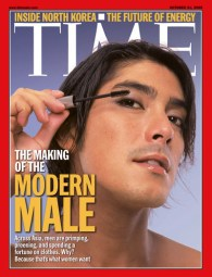 Image result for time magazine modern male