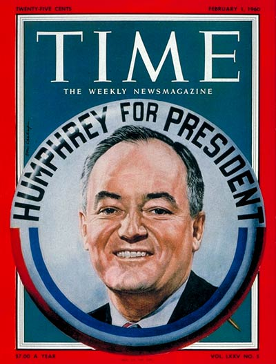 Image result for hubert h humphrey images