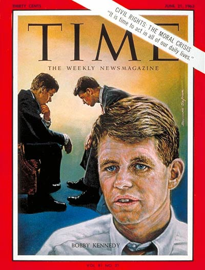 Image result for photo of bobby kennedy