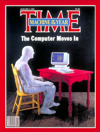 Image result for times man of the year 1982