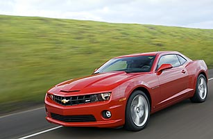 Camaro Power: Can GMs New Models Woo Back Buyers?