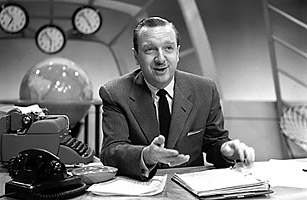 The Man with Americas Trust: Walter Cronkite (1916-2009)
