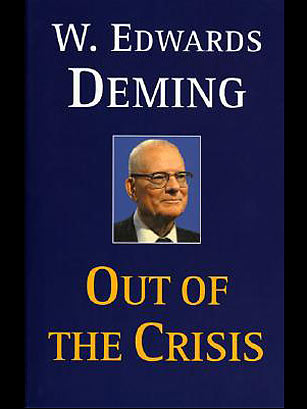 image: Cover: Out of the Crisis, W. Edwards Deming