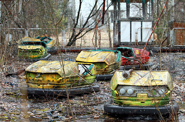 Inside Chernobyl, 25 Years Later