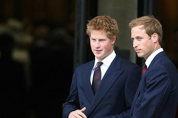Still Available: His Royal Highness Prince Harry of Wales