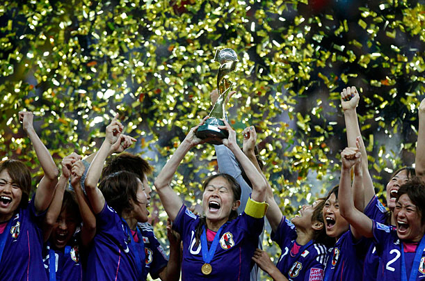 women's world cup 2011 usa japan