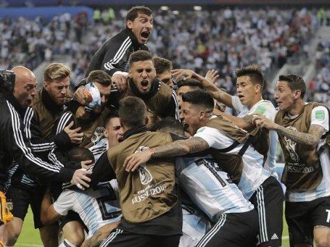 Image result for argentine nigeria rojo