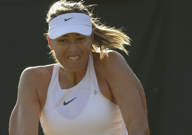 Wimbledon 2018: Maria Sharapova, Petra Kvitova crash out ...