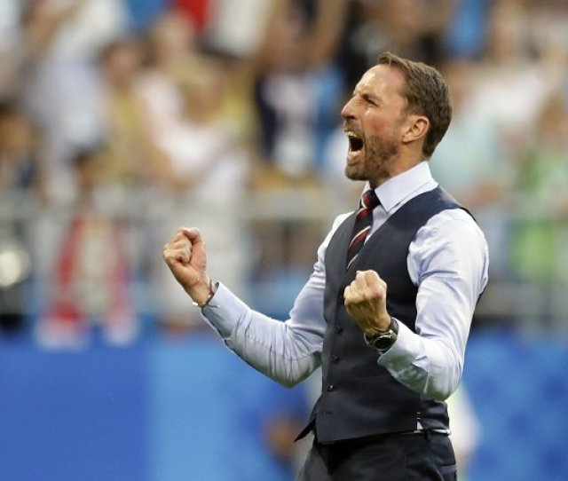 Fifa World Cup 2018 Cult Of Gareth Southgate Grows England World Cup Fever Mounts
