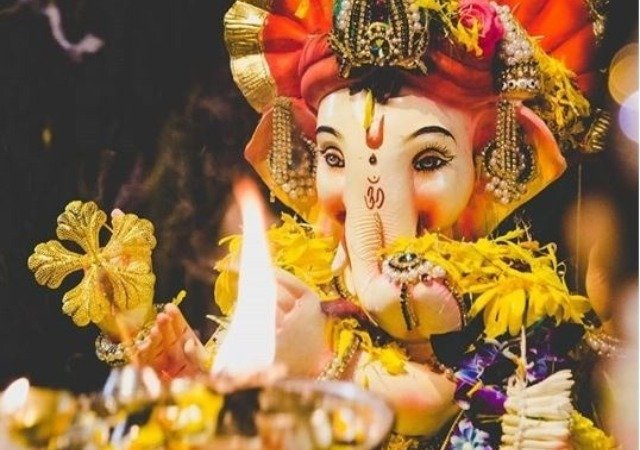 Image result for ganesh chaturthi aarti